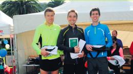 Marathon winners