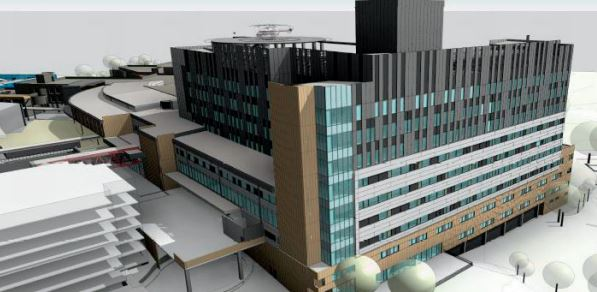 Mammoth hospital upgrade proposal on exhibition - Central Coast