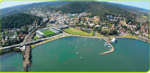 Local businesses in West Gosford, Central Coast, NSW