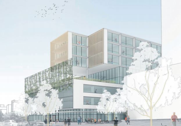 New library concept plan unveiled - Central Coast ...