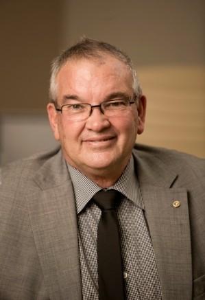 Gosford Councillor Bob Ward