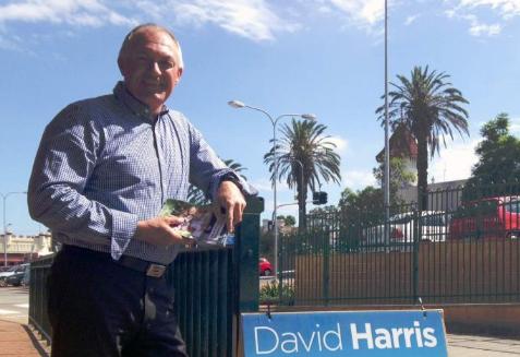 David Harris MP
