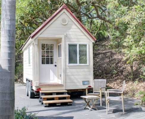 Tiny House Communities In California : Tiny Homes pilot project DA approved - Central Coast Community News