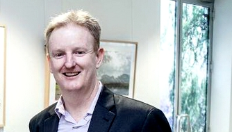 Dr Andrew Montague is the new CC Health District CEO