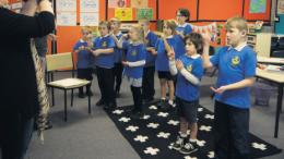 The Chertsey Signing Choir