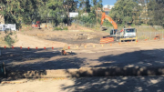 The site of the DomaTax Offi ce development in Gosford
