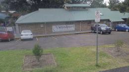 The Woodport Early Learning Centre is located on land listed as being owned by the Crown