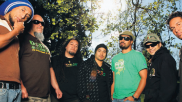 Katchafire are on fire