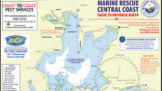 Brisbane Water Marine Map