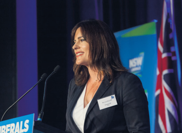 Federal MP Lucy Wicks