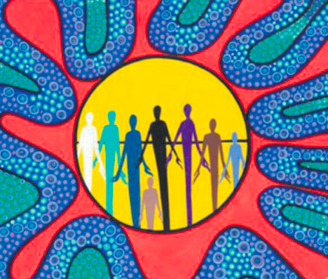 Artwork from the National Native Title Tribunal