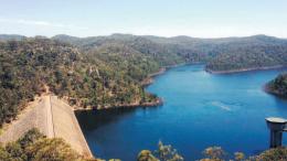 Mangrove Creek Dam