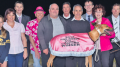 The Pink Ribbon Greyhound Race Day was a huge success