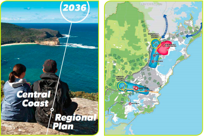 The 2036 regional plan