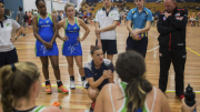 Morgan to Lead Revamped Netball Program