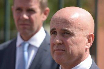 NSW Education Minister Piccoli