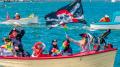 Pirates on Brisbane Wate