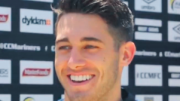 Central Coast Mariner Harry Ascroft pleased with the outcome of the game against Perth Glory
