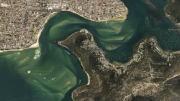 Brisbane Water Ettalong/Lobster Beach - image Google Earth 3D