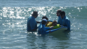 Disabled Surfers looking for helpers