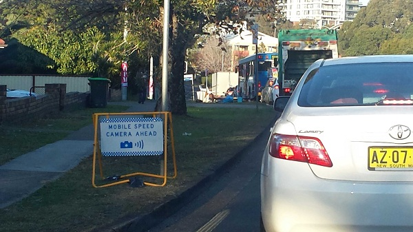 13 new mobile speed cameras for the Central Coast Image: NRMA