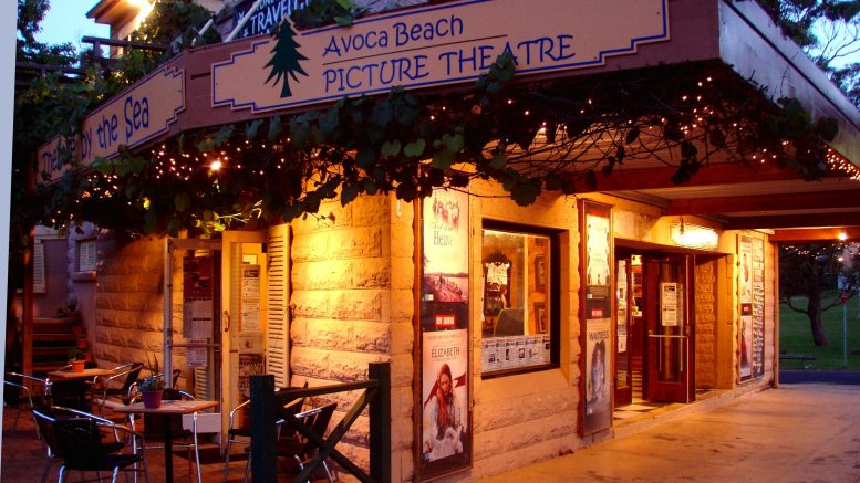 The Avoca Beach Picture Theatre