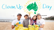 Clean up Australia Day 2017