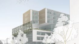 Concept plan for the regional library