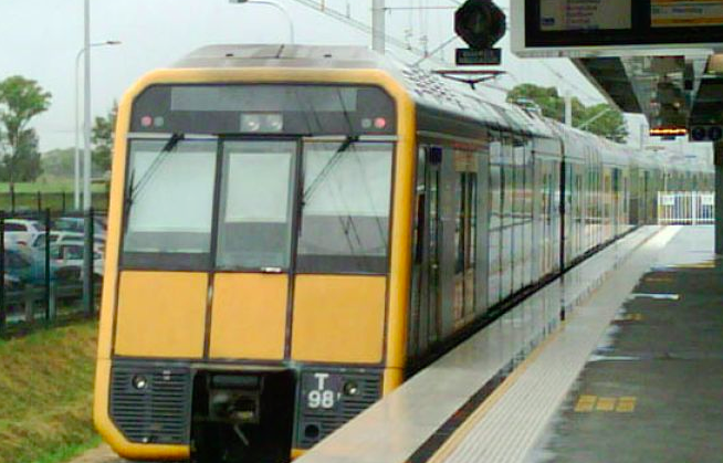 services were suspended between Gosford & Fassifern due to lightning strikes damaging signalling equipment
