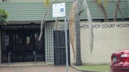 Woy Woy Court House in Blackwall Rd