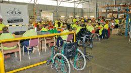 Fairhaven Services worker training
