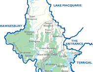 The State Parliament Seat of Gosford
