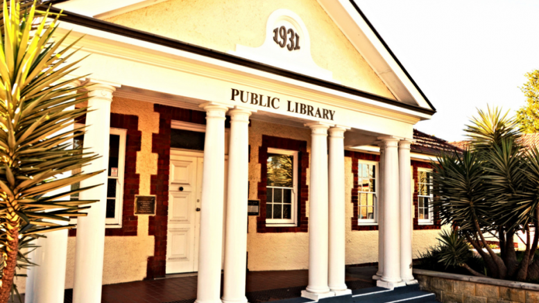 Woy Woy Library