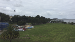 Leagues Club Field earmarked by council to build the PAC