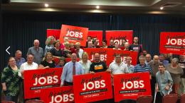 Central Coast Community Union Alliance Jobs Forum