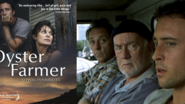 The locally directed 2004 film The Oyster Farmer will be screened in Wagstaffe
