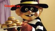 Central Coast's real hamburglar has been caught