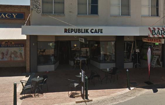 Re:Publik Cafe, Ettalong