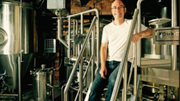 hawn Sherlock from FogHorn Brewhouse has a sustainable approach