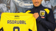 New Mariners number 9 - Asdrubal