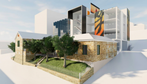 Concept Plans for the upgrade to the Central Coast Conservatorium of Music