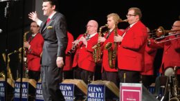 Glen Miller tribute Orchestra to play the Art House