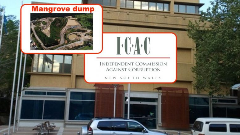 Central Coast Council and former Gosford council referred to ICAC