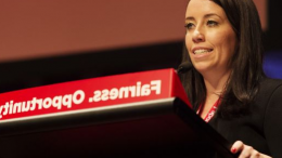 Kaila Murnain, General Secretary of NSW Labor