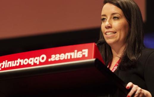 Kaila Murnain, General Secretary of NSW Labor