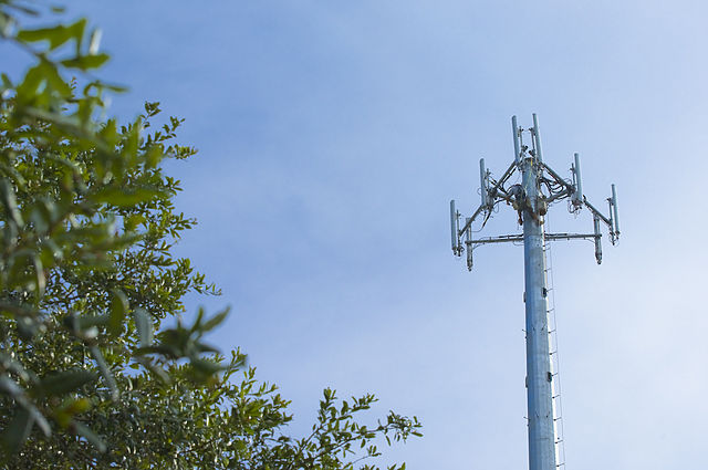 A state of the art mobile phone tower. Illustrative image: Wiki_Commons