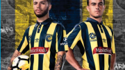 The new Central Coast Mariners Strip for the 2017/18 season