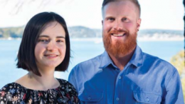 Ms Ferran Thornycroft and Mr Mitchell Lawler hope to represent young Central Coast residents at the Council elections