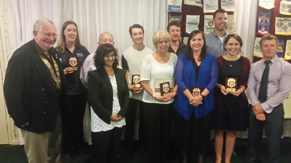 Umina Rotary Club project participants
