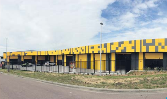 The Central Coast Group Training trades centre
